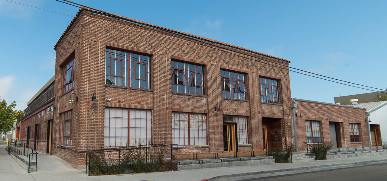 Ringlight Studios San Francisco Bay Area Photography Studio Rental Space Exterior
