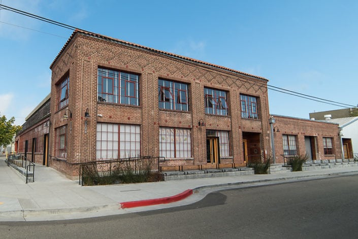 Ringlight Studios San Francisco Bay Area Photography Studio Rental Space  Exterior