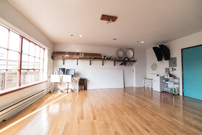 Ringlight Studios San Francisco Bay Area Photography Studio Rental Space Interior