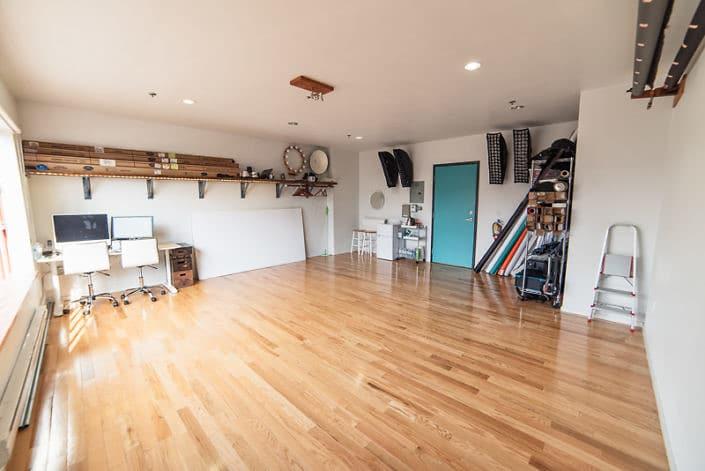 Ringlight Studios San Francisco Bay Area Photography Studio Rental Space Interior